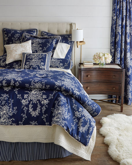 Sherry Kline Home Collection King 3-Piece Country Toile