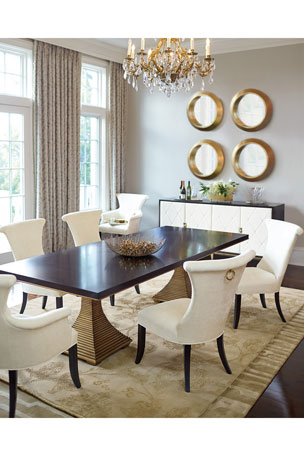 Dining Room Furniture At Neiman Marcus, High Quality Dining Room Set