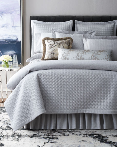 King Mayfair Reversible Duvet Cover