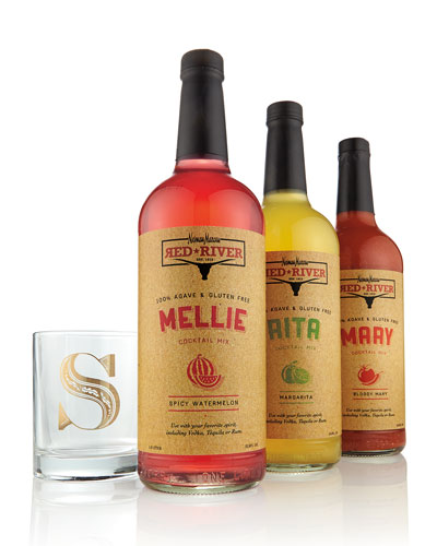 Red River Crafted Cocktail Mixes