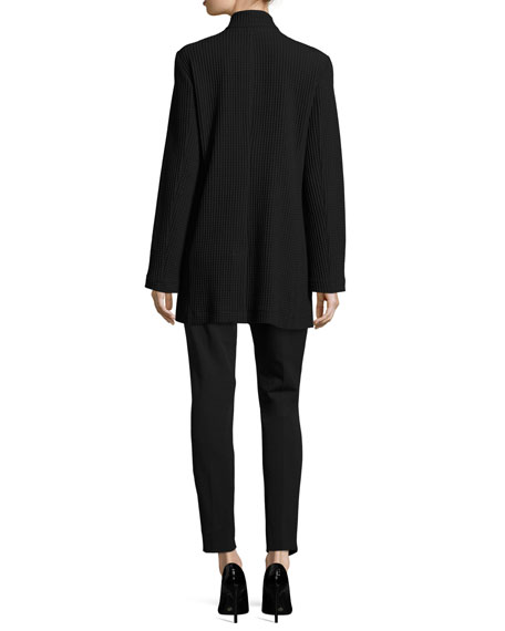 Silk Jersey Long Slim Camisole, Petite