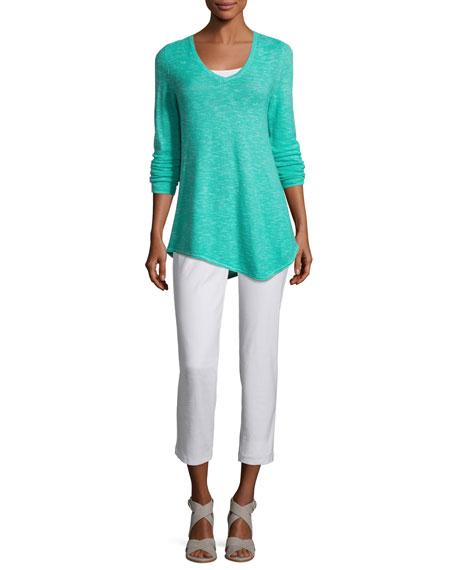 Long-Sleeve Organic Links Tunic
