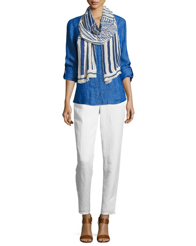 Everyday Linen Pants  and Matching Items