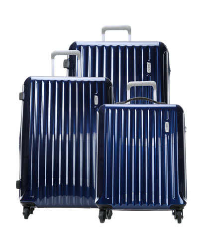 Riccione Blue Luggage