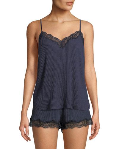 Lily Blush Camisole & Shorts