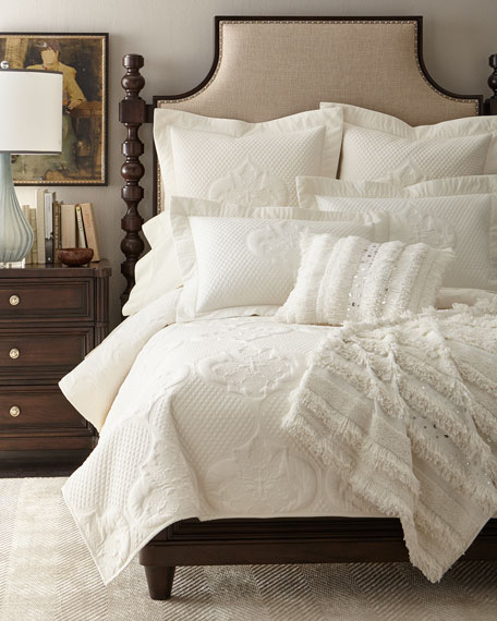 Queen Bella Coverlet Set