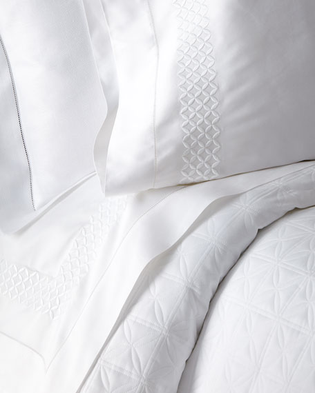 King Isla Quilted Coverlet