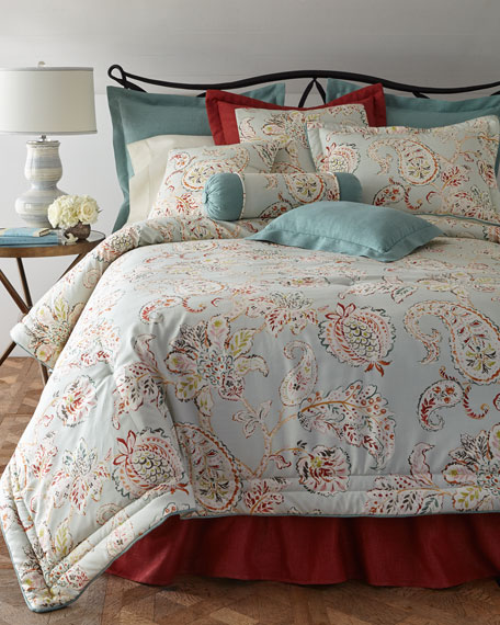 King Serendipity 3-Piece Comforter Set
