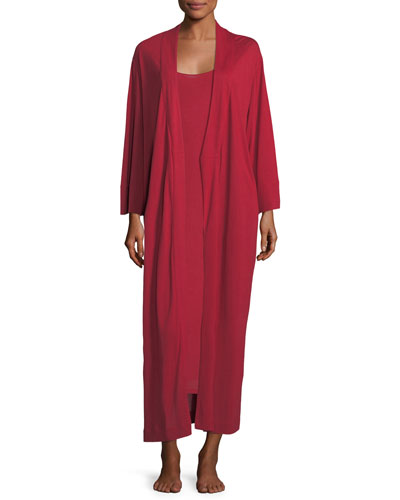 Shangri-La Jersey Tank Gown and Matching Items