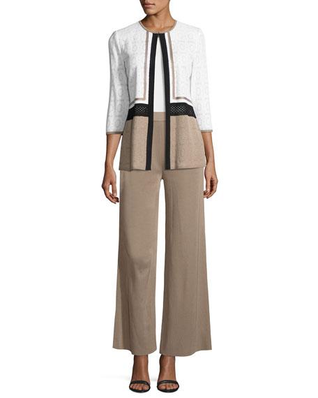 Knit Scoop-Neck Tank Top, Plus Size