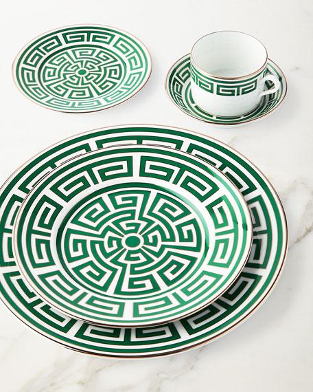 Labirinto Green Bread & Butter Plate