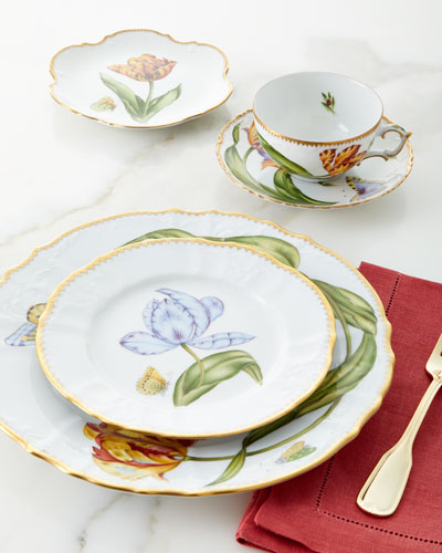 Old Master Tulips Salad Plate and Matching Items