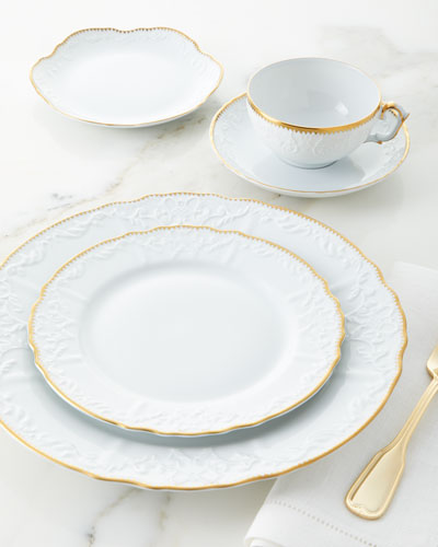 Simply Anna Salad Plate and Matching Items