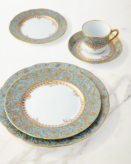 Eden Turquoise Bread & Butter Plate