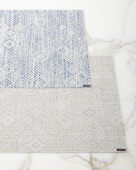 Blue Mosaic Placemat