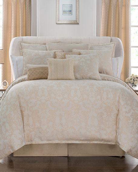 King 4-Piece Britt Comforter Set