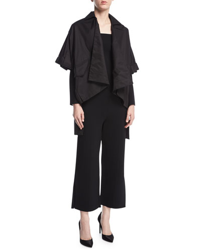 Felbridge Slit-Detail Off-the-Shoulder Jumpsuit, Black and Matching Items