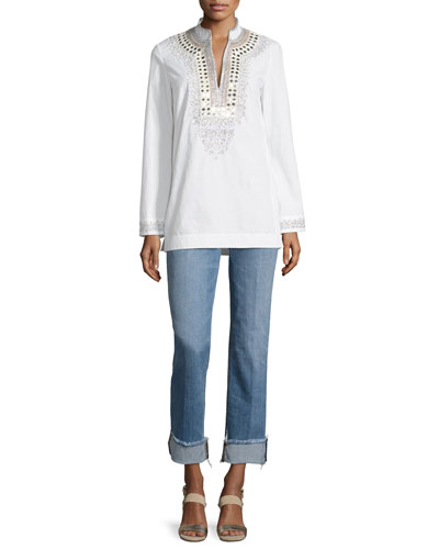 Serena Slouchy Straight-Leg Jeans and Matching Items