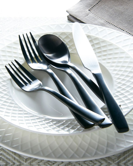 20-Piece Delano Stainless Steel Flatware Service
