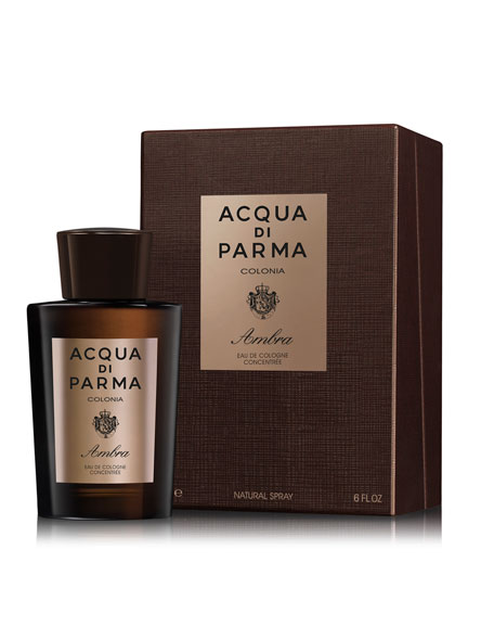 Colonia Ambra Cologne Concentrate, 6 oz./ 177 mL