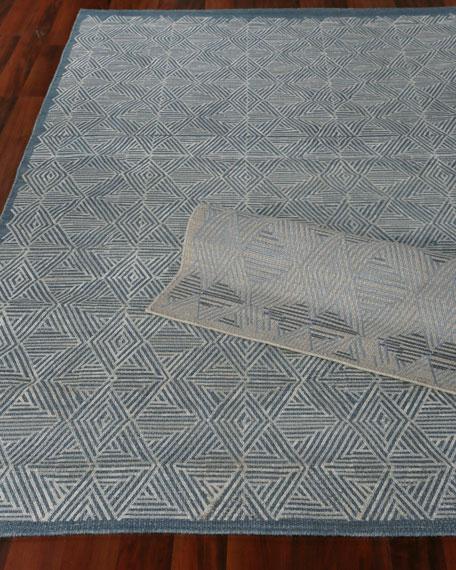 Laike Flatweave Rug, 8' x 10'