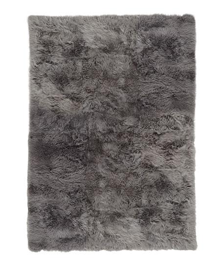 Jacey Sheepskin Rug, 5' x 8'