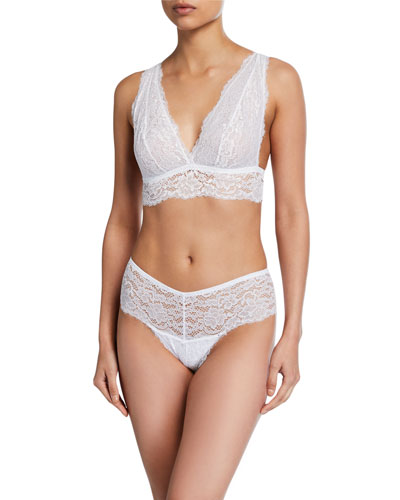 Pret a Porter Wide-Strap Bralette and Matching Items