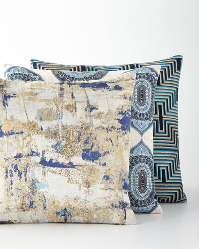 Blue Pillow Collection