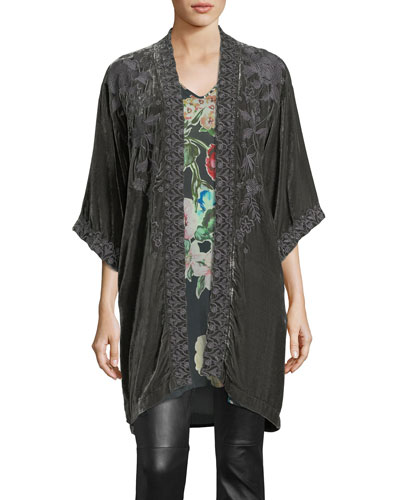 Cambria Floral-Print Blouse, Plus Size  and Matching Items
