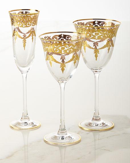 Water Goblets, Set of 4