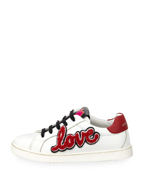 Heart Love Sneakers, Toddler