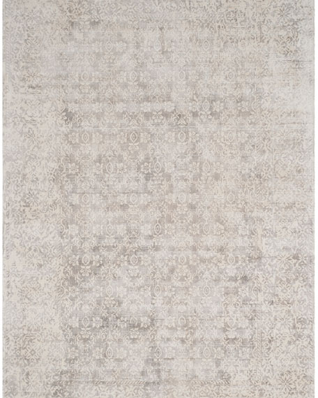 Patrice Hand-Loomed Rug, 6' x 9'