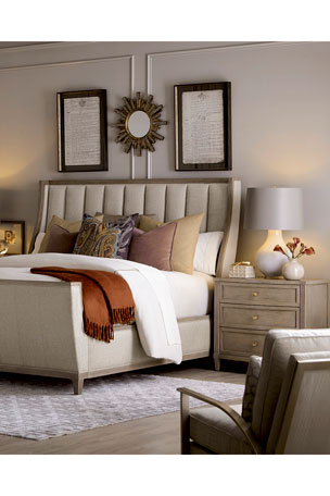 High-End Bedroom Furniture at Neiman Marcus