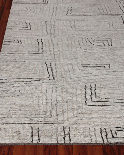 Balon Hand-Knotted Rug