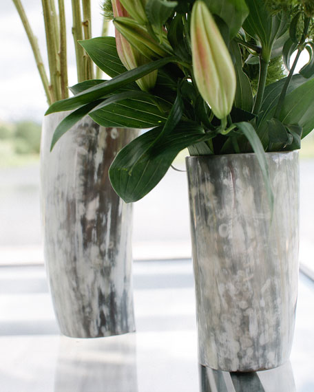 Horn Vase, Small