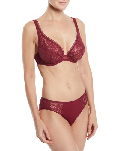 Flavor Full-Cup Lace Bra and Matching Items