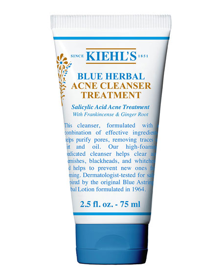 Kiehl's Since 1851 Blue Herbal Cleanser, 150 mL