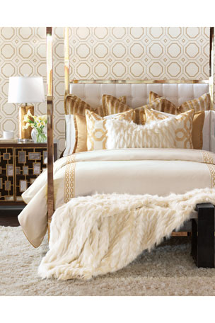 Eastern Accents Luxe Oversized Queen Duvet Luxe Oversized King Duvet