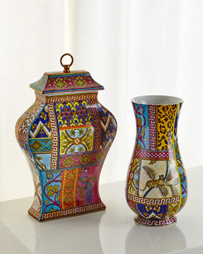 Gypsy Jar and Matching Items