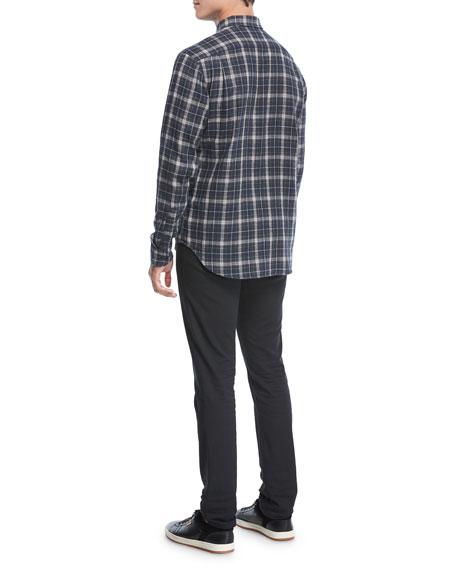 Skinny 5-Pocket Twill Pants