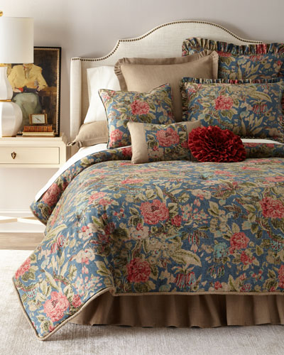 After Glow 3-Piece Queen Comforter and Matching Items