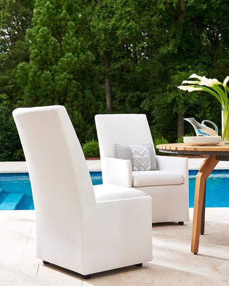 Lane Venture Charlotte Armless Dining Chair