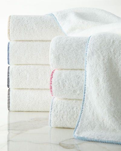 Whipstitch Bath Towel and Matching Items