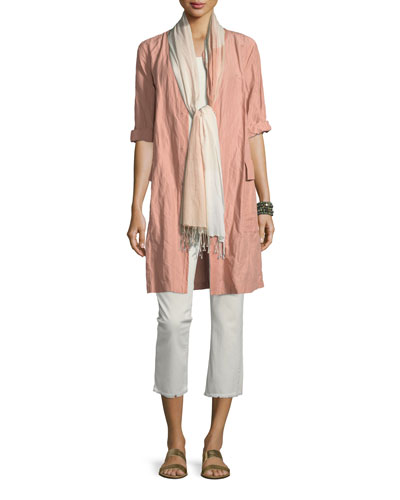 Rumpled Organic Cotton Jacket and Matching Items