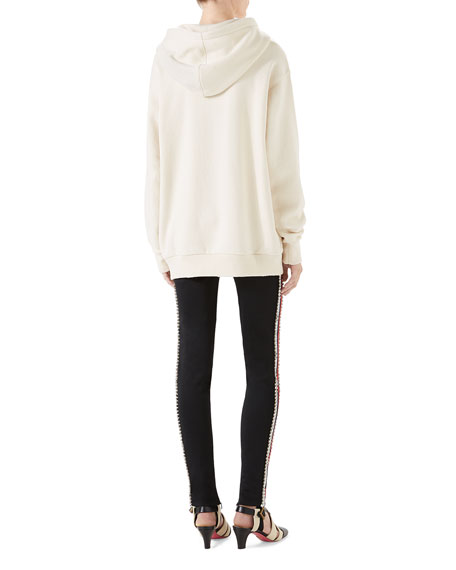 Guccify Yourself Printed Sweatshirt