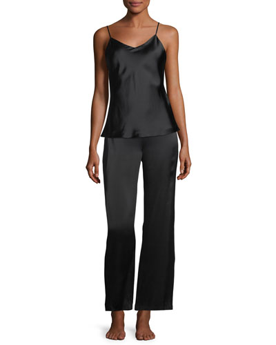 Key Essentials Silk Camisole and Matching Items
