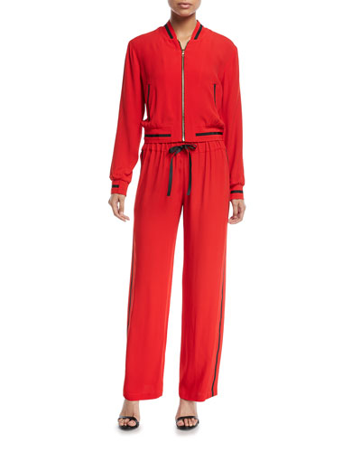 Ode Wide-Leg Pants and Matching Items