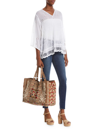 Skinny Mid-Rise Jeans  and Matching Items