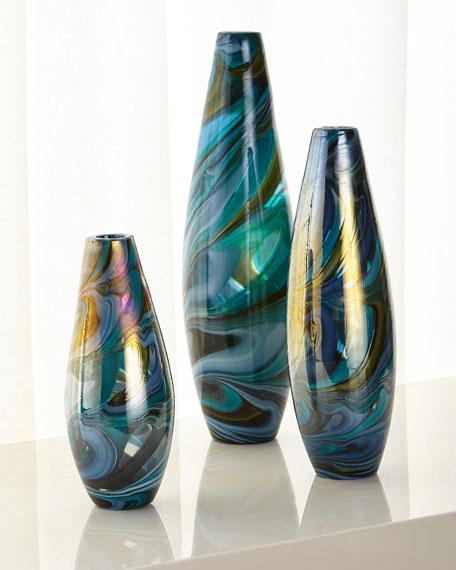 Large Chalcedony Vase