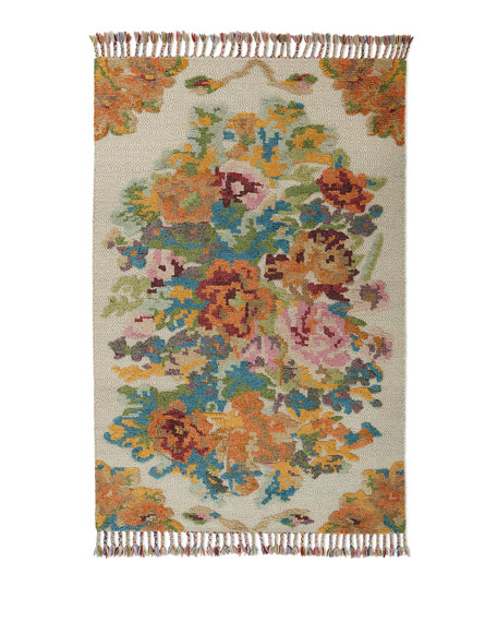 Marigola Hand-Knotted Rug, 9' x 12'